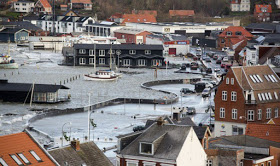 Deshielo Ártico: mar subirá 1,5 m en Londres y Norte de Europa