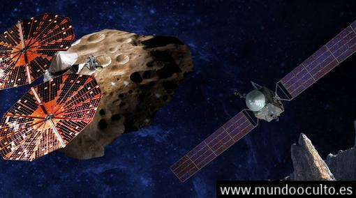 La NASA aprueba una misión para explorar el núcleo de hierro de un planeta desaparecido (Video)