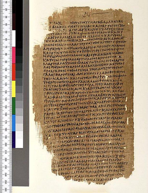 El antiguo texto que describe cómo los Nefilim fueron exterminados de la faz de la Tierra