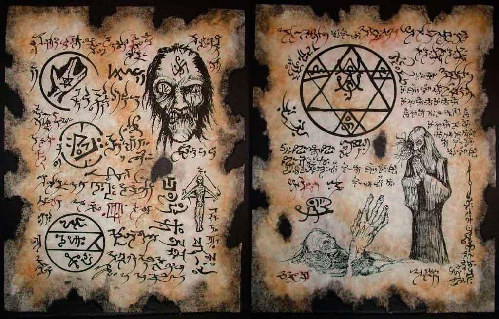 El Necronomicón: El libro maldito de los muertos ¿es real?