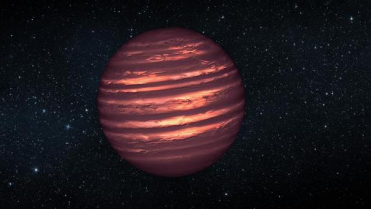 Existen 100.000 millones de estrellas enanas marrones solo en nuestra galaxia