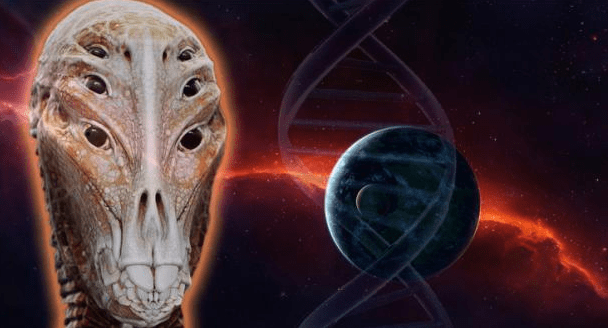 Estudios científicos: El ADN humano lleva un mensaje de extraterrestres.