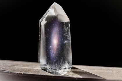 Se observa en la Tierra una anomalía 'reservada' al universo distante