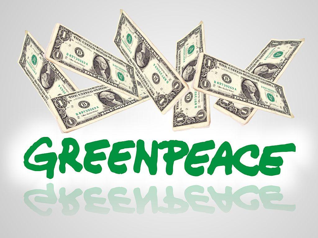 """La verdad sobre Greenpeace y la """"moda verde"""""""