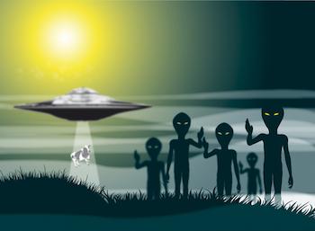 Los humanos no se originaron en la Tierra
