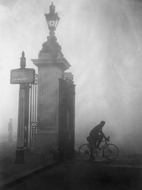 Hyde park londres 1952