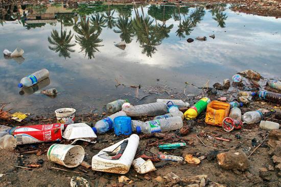 En 2050 habrá mas plásticos que peces en los oceanos según la ONU