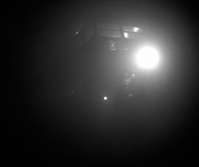 La Gran Niebla de 1952 en Londres