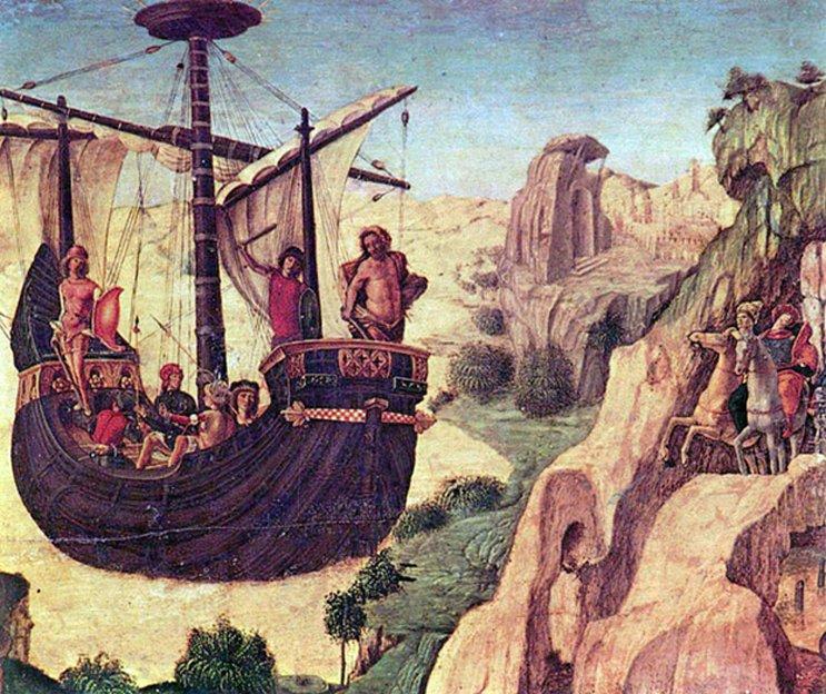 Jasón y los argonautas se toman un descanso: las temibles y seductoras mujeres de Lemnos
