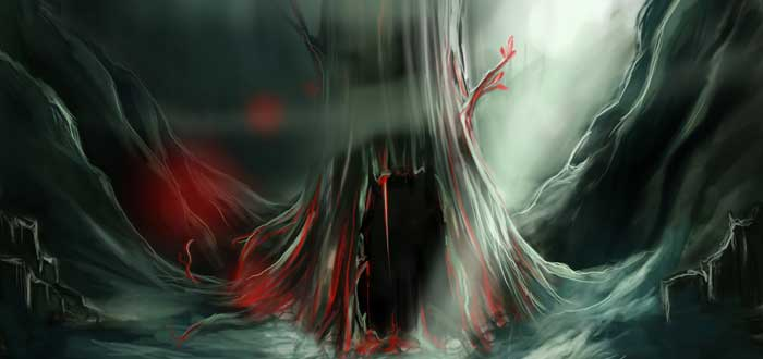 La leyenda de los Jubokko, los árboles bebedores de sangre