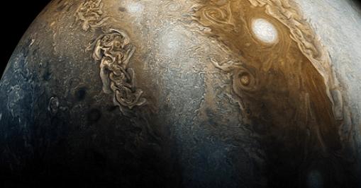 jupiter misterio - 4 Imágenes de Júpiter que te dejarán con la boca abierta..