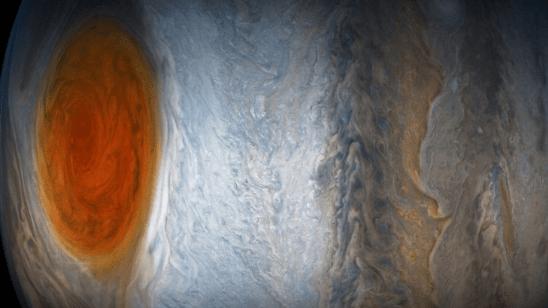 jupiter 2 - 4 Imágenes de Júpiter que te dejarán con la boca abierta..
