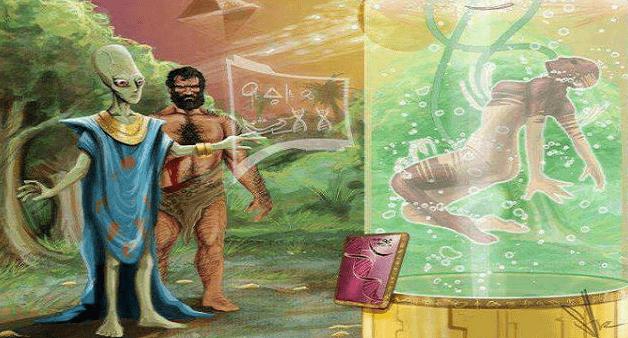 ¿Los seres extraterrestres han diseñado genéticamente a la raza humana?