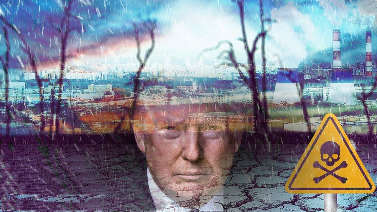 Por culpa de trump puede llover acido sulfurico sobre la tierra