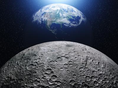 El corazón de la Luna era una dinamo impulsado por misterioso magnetismo, aseguran científicos de EU