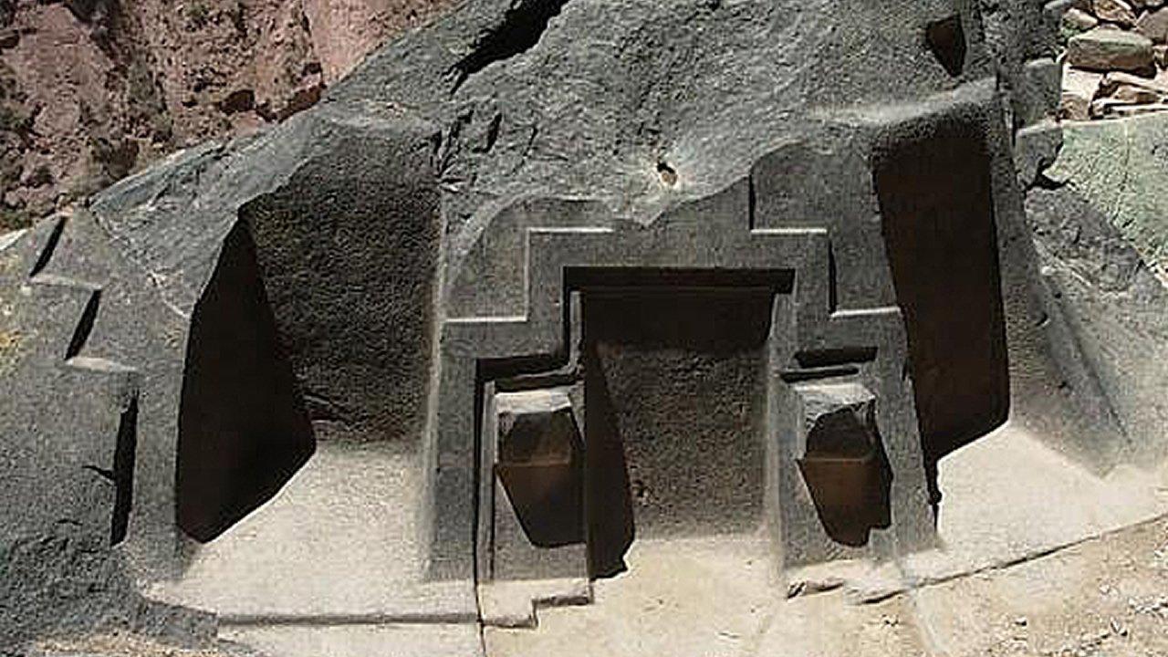 La misteriosa Roca de Sayhuite en Perú: Anomalía del Imperio Incaico