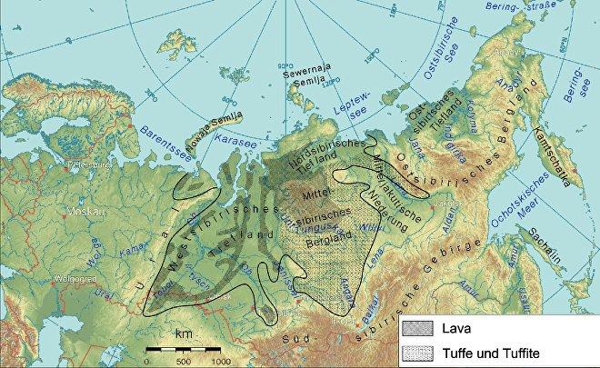 1071195109 1 - Geólogos descubren que originó la mayor extinción de la historia de la tierra