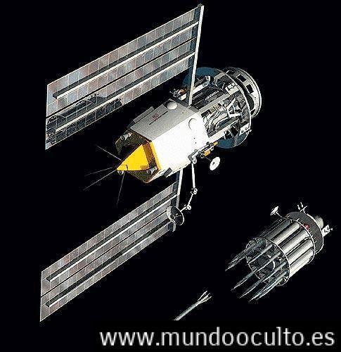 El satélite militar CLIO (Atlas V 401)