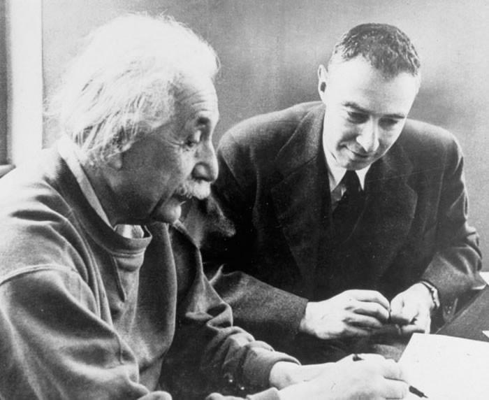 Albert Einstein sabía la verdad acerca de seres alienígenas?