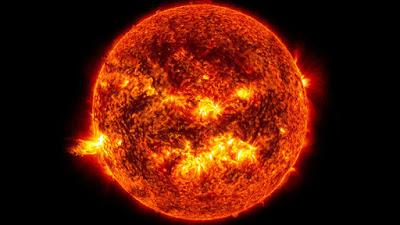 Calculan cuando una erupción solar acabará con la humanidad