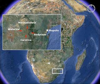 Encuentran metrópolis del 200000 A.C. en el sur de África