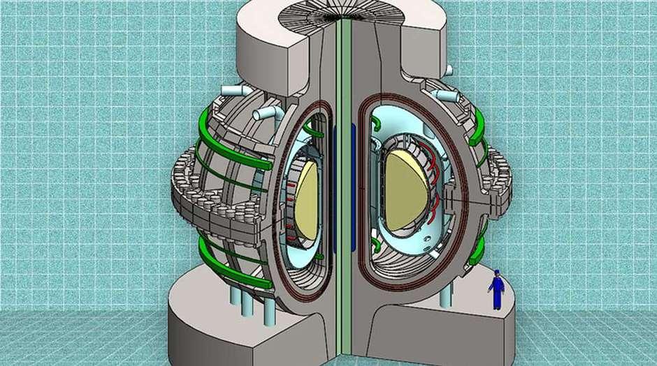 MIT propone un nuevo reactor que podría hacer realidad la fusión nuclear en una década