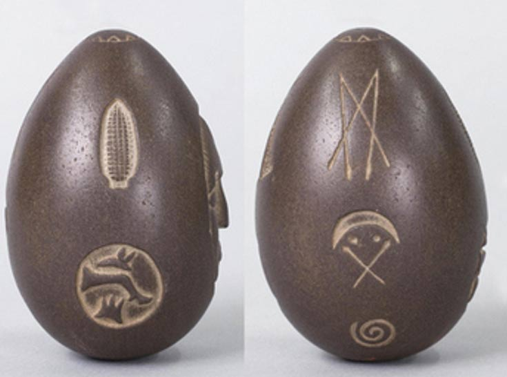 OOPArt: El misterioso huevo de piedra del lago Winnipesaukee