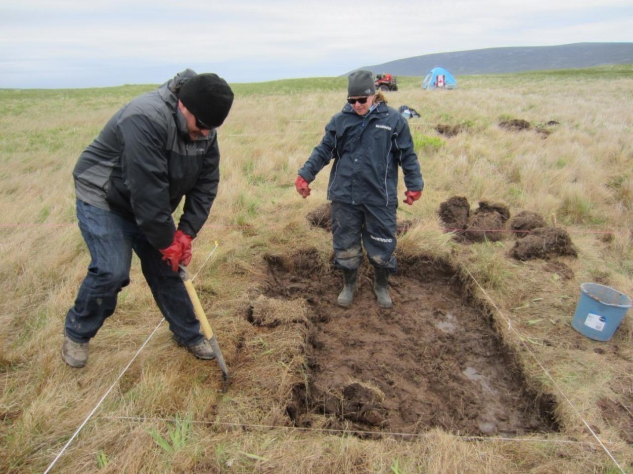 Descubierta herrería vikinga en Norteamérica mediante imágenes vía satélite