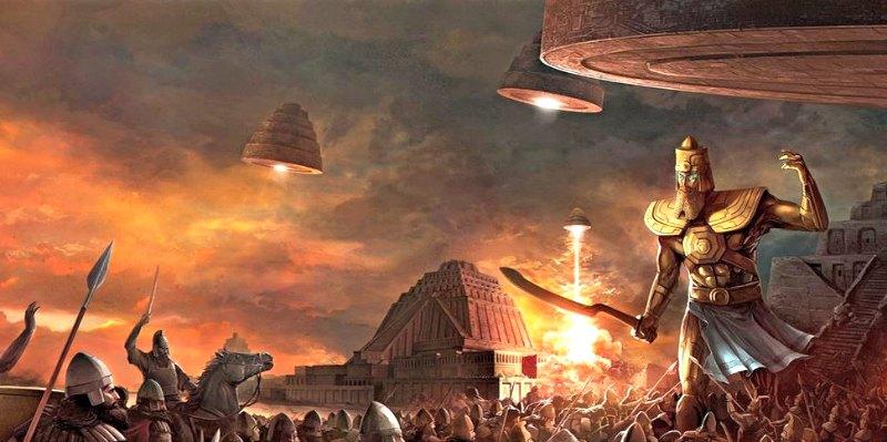 Dioses creadores llegados de otros mundos: el origen de la humanidad según antiguas tablillas sumerias