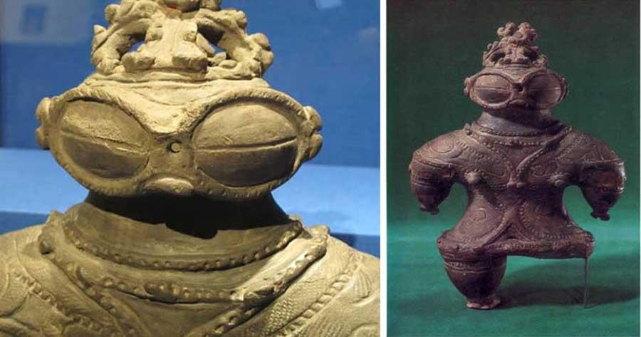 Las estatuillas Dogu con más de 14,000 años ¿Representan extraterrestres?