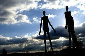 LOS GRISES, ¿ SON UNA RAZA HUMANOIDE O INSECTOIDE?