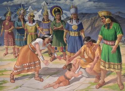 El Mito de Kon Iraya Wira Kocha