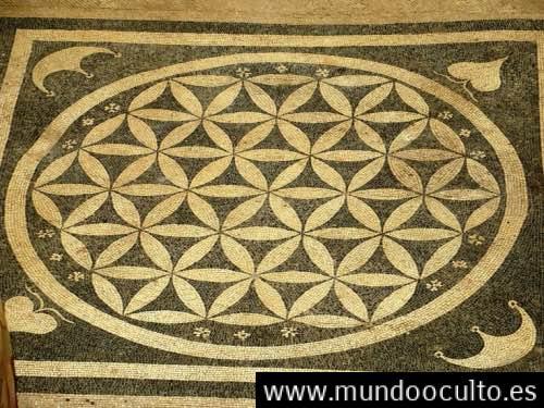 La flor de la vida geometria sagrada