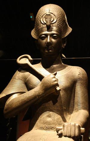 Este faraón fue el primer gigante conocido