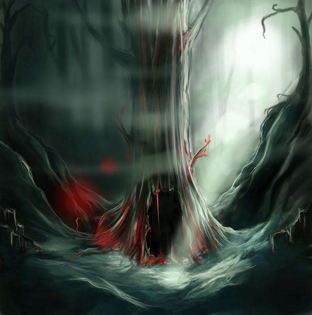 Los Jubokko – Los árboles que beben sangre