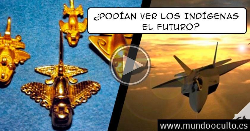 ffff - ¿Peces voladores, pájaros o AVIONES en la ÉPOCA PRECOLOMBINA?