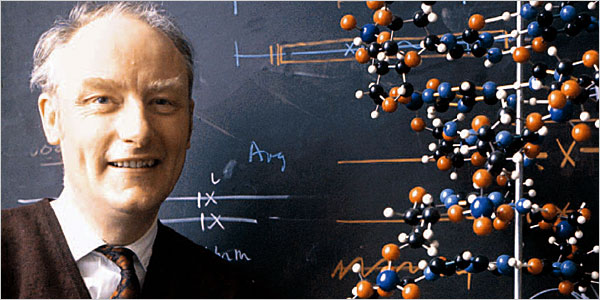 Francis Crick: El origen de la vida en la Tierra y la Civilización creadora alienígena