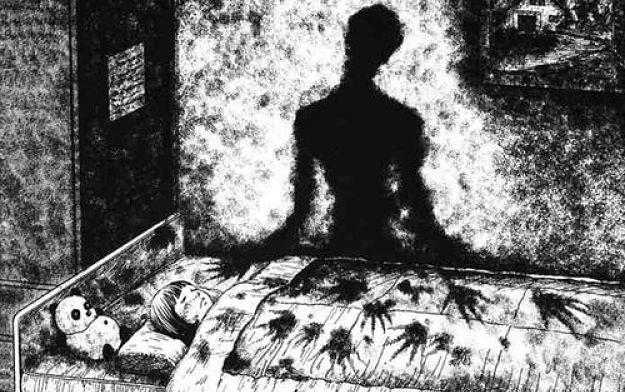 Hannya: vampiros y Gente Sombra del Japón.
