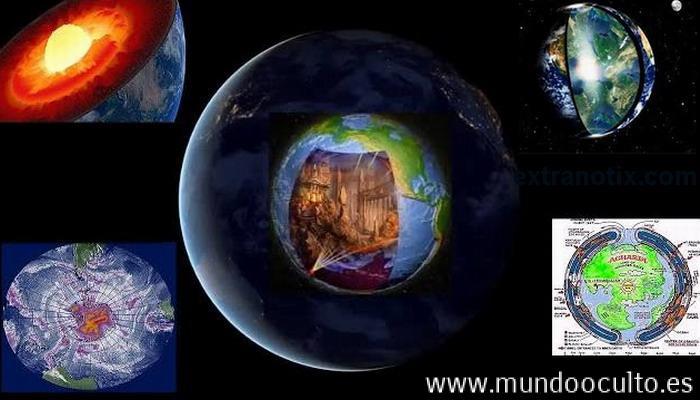 13 evidencias que apoyan la hipótesis que la Tierra es hueca
