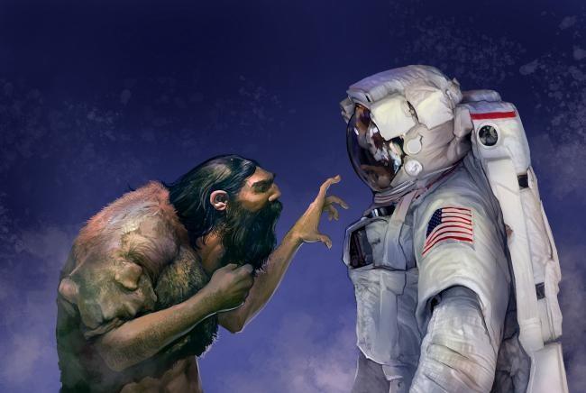 """Del homo sapiens al """"homo cosmos""""… ¿Nos acercamos al Dios Universal?"""
