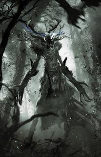 Leshy – El que vive en el bosque.