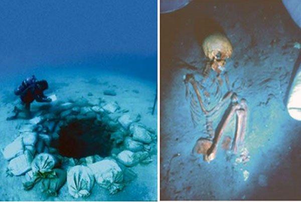 El Asentamiento Megalítico Submarino de 9.000 años de Atlit Yam