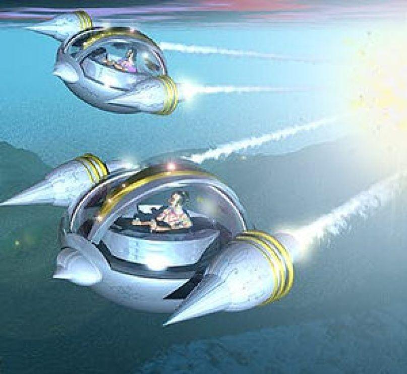 Máquinas voladoras propulsadas por fuego y guerras atómicas hace miles de años?