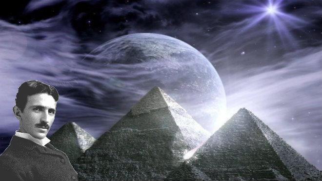 Las pirámides formaban parte de un antiguo sistema de internet cósmico