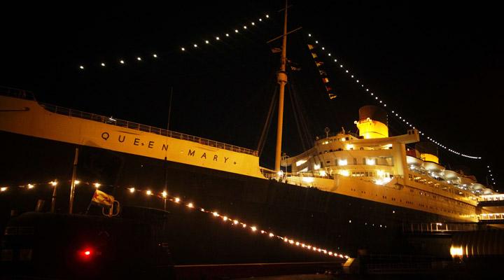 RMS Queen Mary posiblemente el barco más encantado del mundo