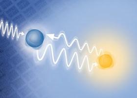 se demuestra que las particulas van mas alla del espacio tiempo - Primer dispositivo que produce partículas con masa negativa