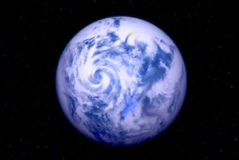 ¿Existen, allá afuera, planetas oceánicos?