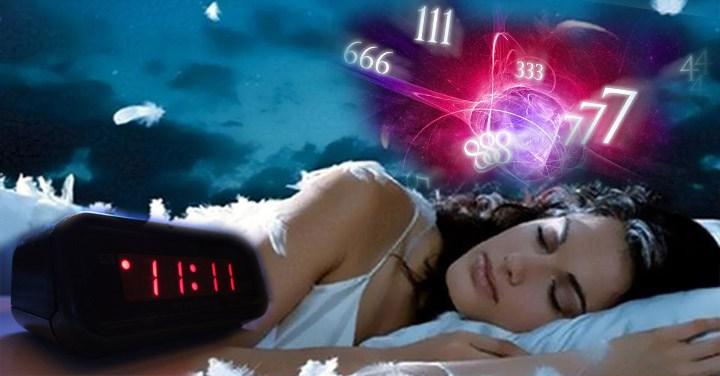 Números repetidos: El significado de los sueños en la numerología