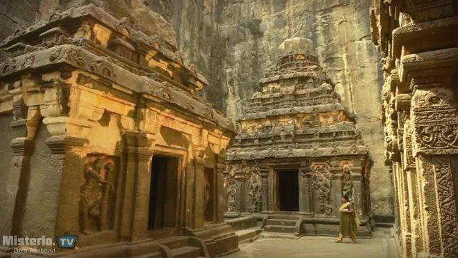 El templo Kailasa demuestra que las civilizaciones ancestrales gozaban de tecnología avanzada