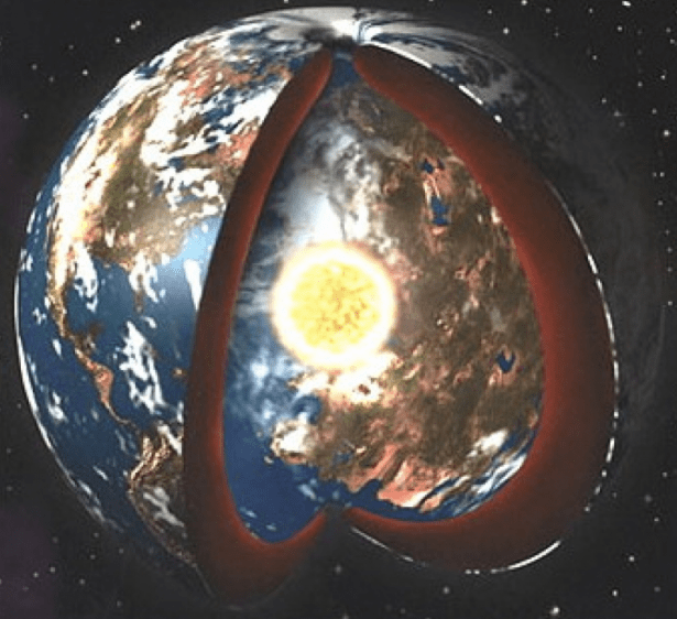 ¿Existe una civilización perdida y otro Sol en el interior del la Tierra?